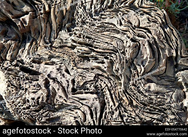 rock pattern in nature
