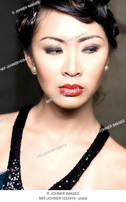 Philippines, attractive woman