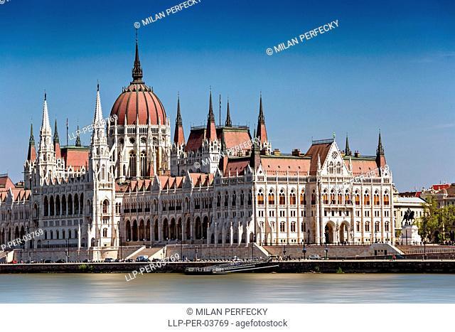 Parliament, Budapest - Hungary