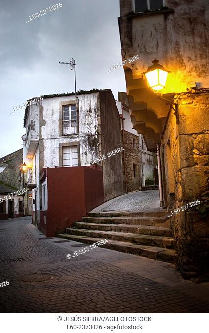 Finisterre. Costa da Morte. Galicia. Spain