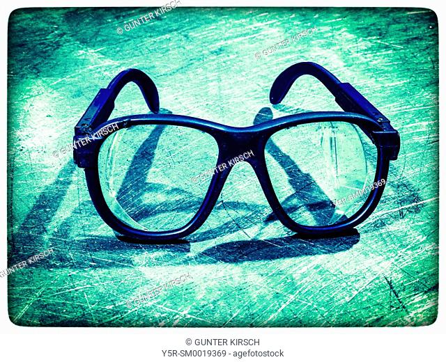Detail Photo of Safety glasses