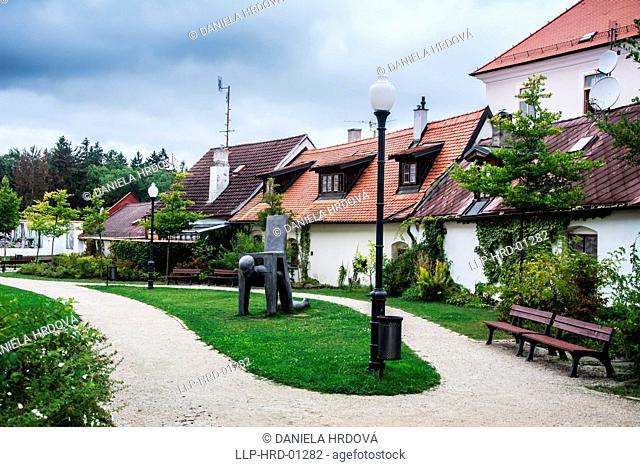 Jindrichuv Hradec Town, Czech Republic, Europe