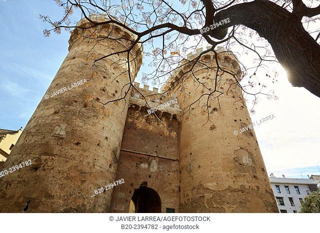 Torres de Quart. Valencia. Comunidad Valenciana. Spain