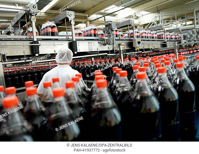 COCA COLA PRODUCTION FACILITY GENSHAGEN (8/20/2013) - Newsworthy ...