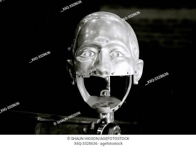 Bizarre Head
