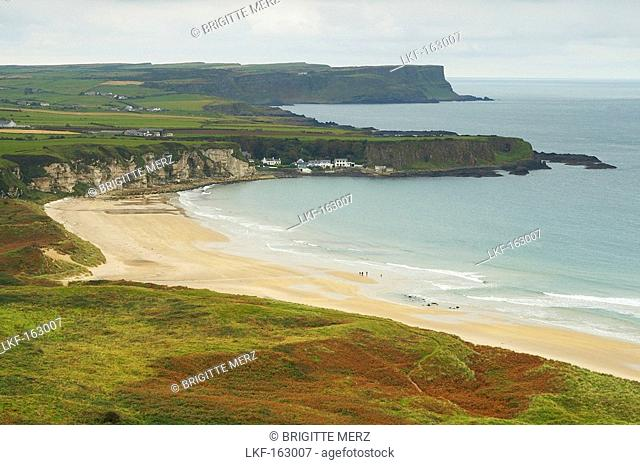 outdoor photo, White Park Bay with Portbradden, County Antrim, Ulster, Northern Ireland, Europe