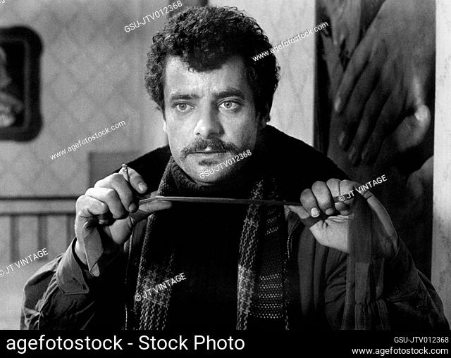 Giancarlo Giannini, Publicity Portrait for the Film, The Pizza Triangle aka I Did It!, Warner Bros., 1970