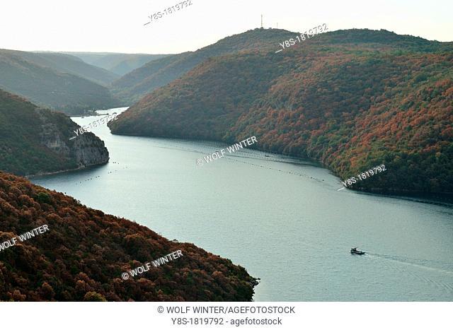 Lim Bay, Istria, Croatia
