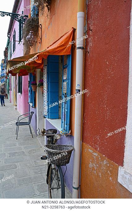 Burano, Venice, Veneto, Italy