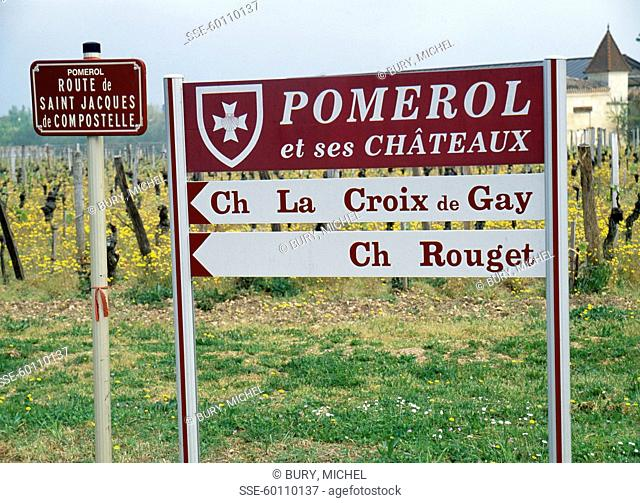 Pomerol and Châteaux