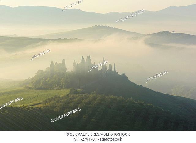 Val D'orcia - Tuscany,Italy
