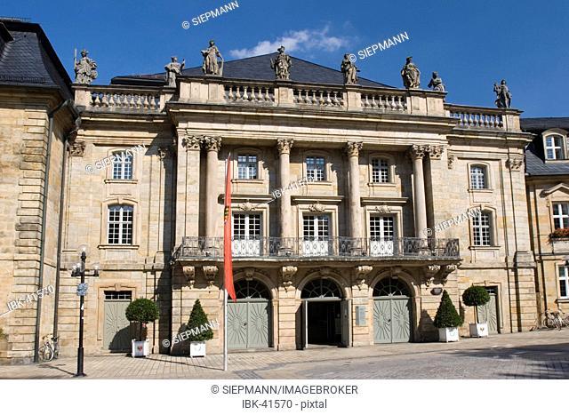Bayreuth opera Franconia Bavaria Germany