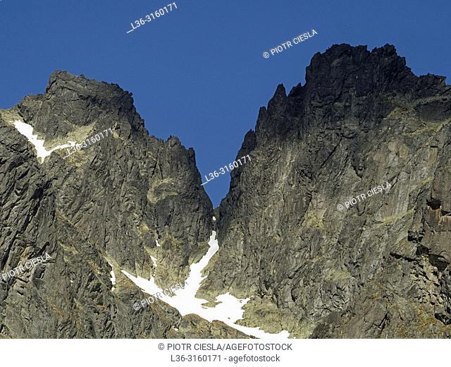 Tatra mountains. Slovakia