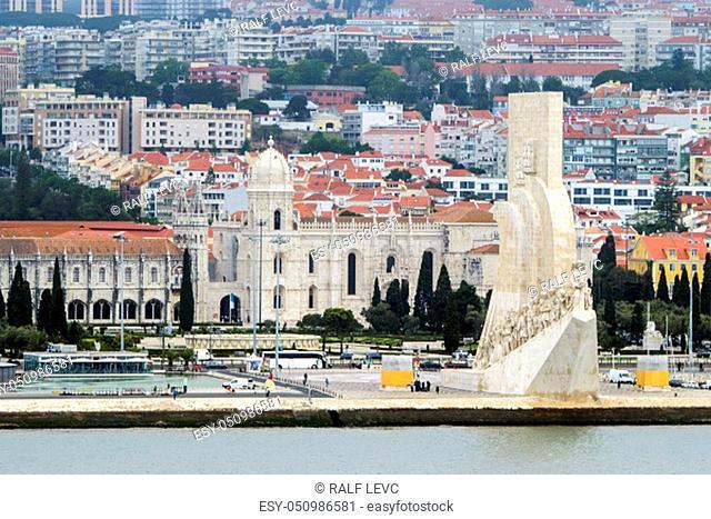 Portugal - City of Lisbon , Padrão dos Descobrimentos