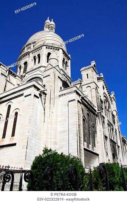 Basilika Sacré-Cœur de Montmartre Paris