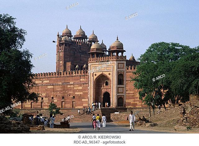 Red Fortress New Delhi India New Dehli