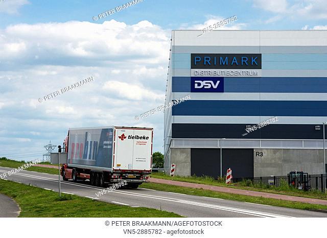 Primark Distribution Centrum Roosendaal Borchwerf II