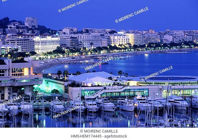 France, Alpes Maritimes, Cannes, Croisette