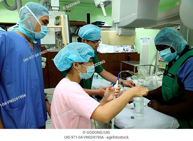 The Heart Institute offer high-quality care to Vietnamese patients suffering from heart diseases