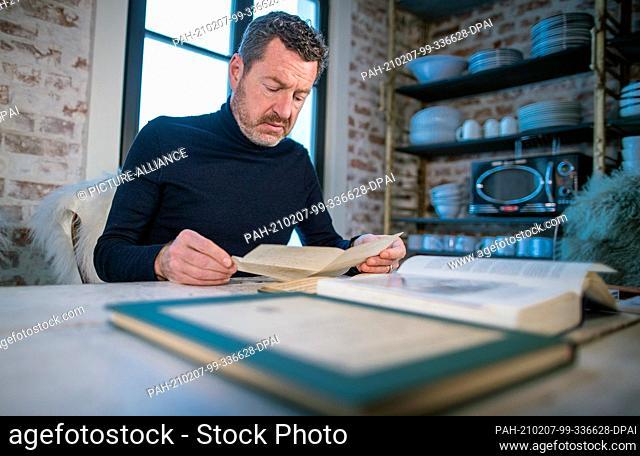 "03 February 2021, Mecklenburg-Western Pomerania, Heringsdorf: Kai Diekmann, former editor-in-chief of the """"Bild"""" newspaper"
