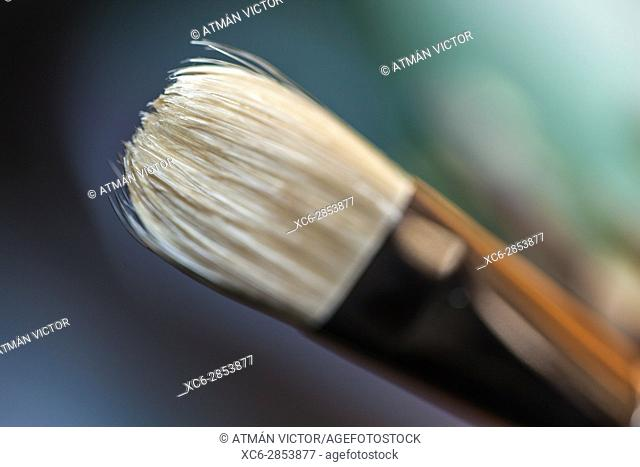 oil painting brush