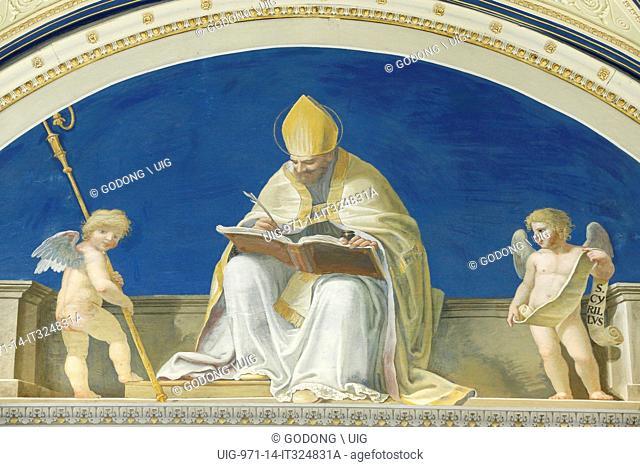 Saint Cyril, Vatican Museum