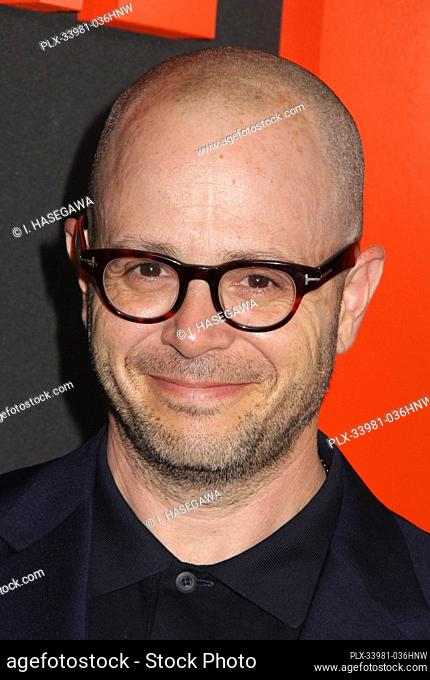 "Damon Lindelof 03/09/2020 The Special Screening of """"The Hunt"""" held at The ArcLight Hollywood in Los Angeles, CA. Photo by I"