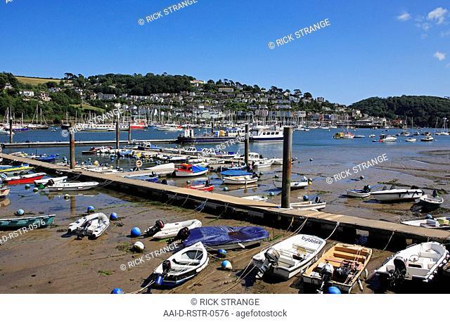 Dartmouth & River Dart, Devon