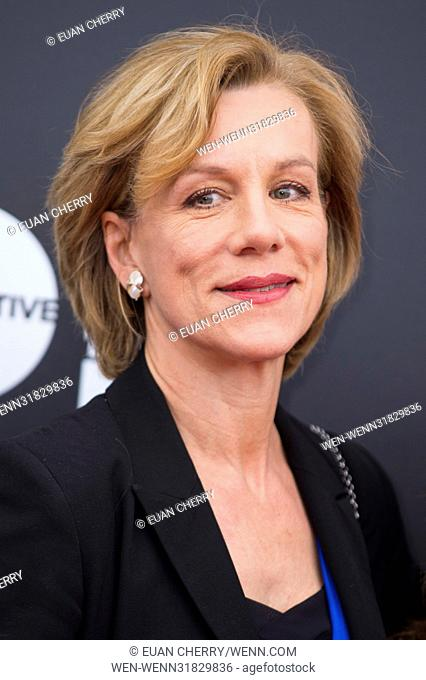 "Famous Actor's attend a photocall for """"Let me Go"""" the 71st Edinburgh International Film Festival at Fountainbridge. Featuring: Juliet Stevenson Where:..."