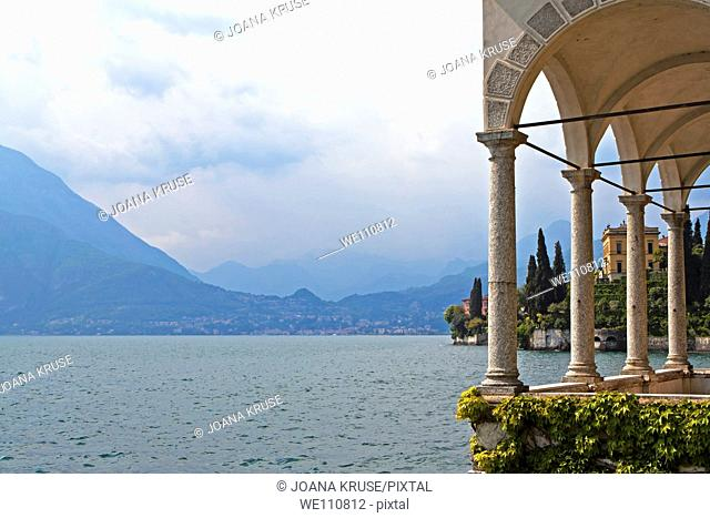 Villa Monastero in Varenna has a beautiful park which can be visited