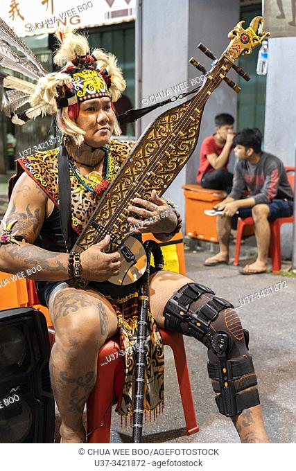 Bidayuh Costume Stock Photos And Images Agefotostock
