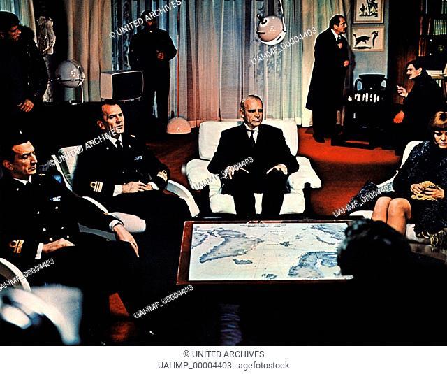 Das rote Zelt, (LA TENDA ROSSA) IT-SU 1968, Regie: Mickail K. Kalatosov