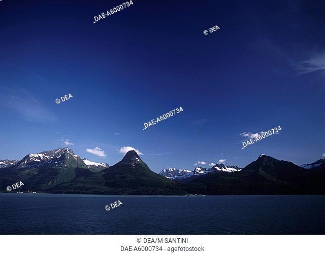 United States of America - Alaska - Inside Passage