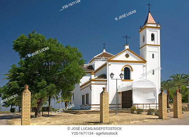Hermitage of Nuestra Señora de las Mercedes, Bollullos par del Condado, Huelva-province, Spain