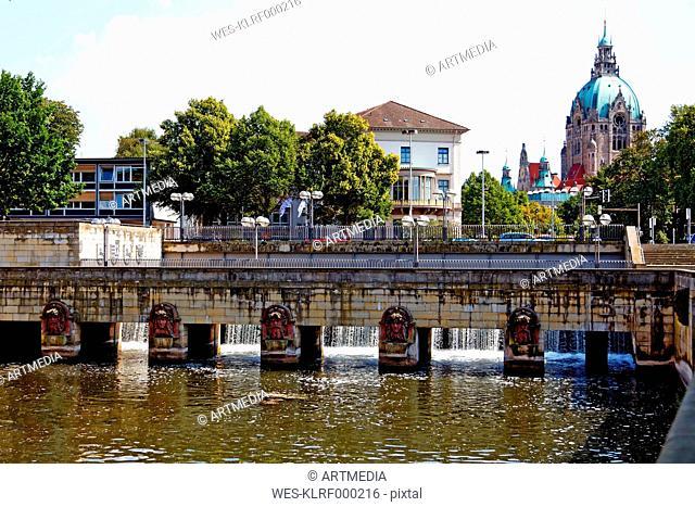 Germany, Lower Saxony, Hanover, waterworks