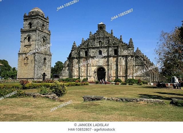 10852807, Philippines, Asia, Luzon, church, island