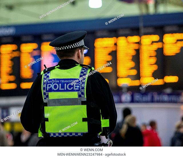 The Metropolitan Police are posting more officers in Underground Stations following the suspected terrorist attack at Leytonstone Underground Station