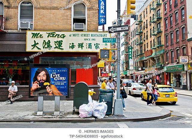 Chinatown, Manhattan (New York, United States of America)