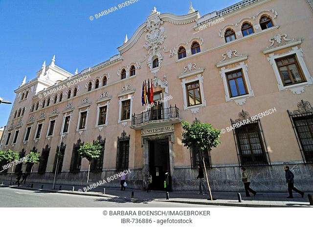 University in Murcia, Spain, Europe