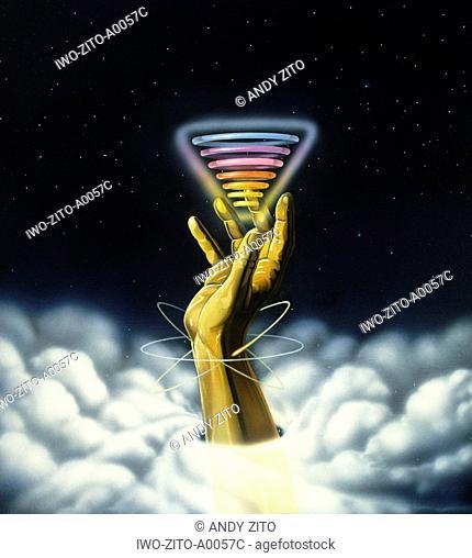 Digital Pyramid