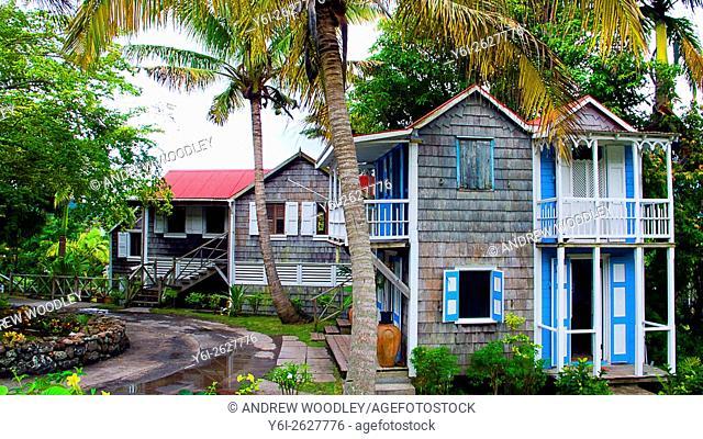 Historic Hermitage Plantation Inn Nevis St Kitts and Nevis Caribbean