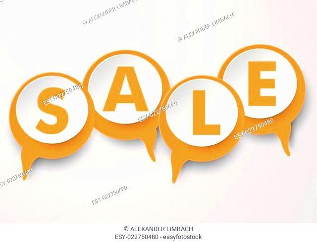 Speech Bubbles Sale