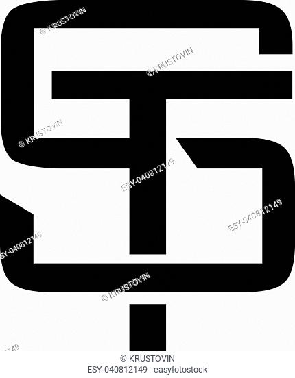 Letter S Logo Design Stock Photos And Images Age Fotostock