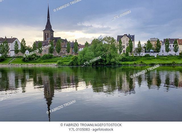 Fechenheim, Frankfurt am Main, Germany