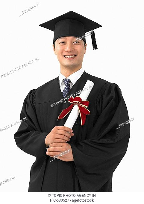 Graduate With Diploma