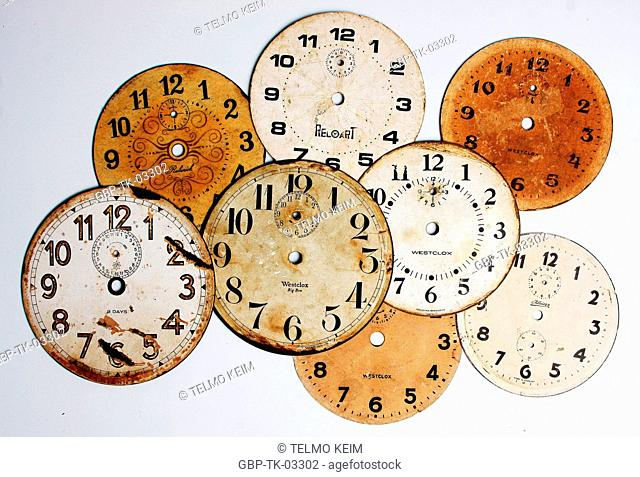 Clocks, hands, pointers, numbers, hours, Brazil