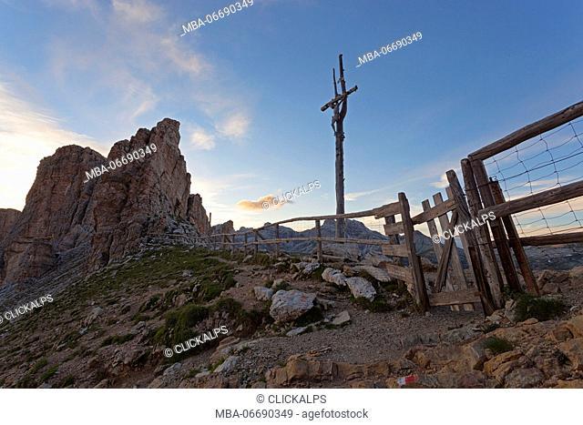 Crespeina Fork, Puez-Odle Group, Dolomites, South Tyrol, Italy