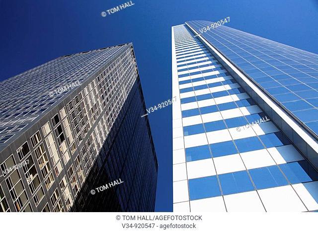 Corporate building in Midtown New York Ciy