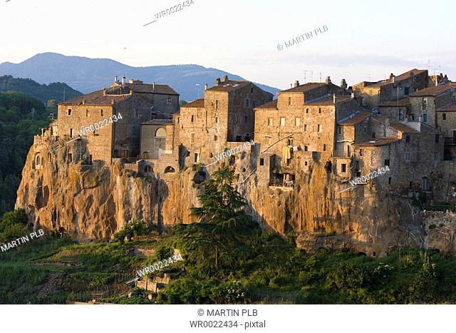 city view Pitigliano
