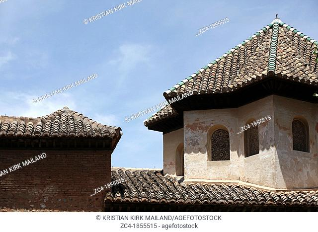 Alhambra, Unesco World Cultural Heritage, Granada, Andalusia, Spain